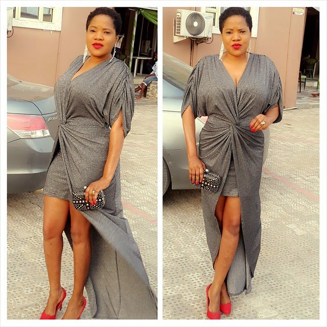 Photos: Actress Toyin Aimakhu's Outfit to Ibinabo's Traditional Wedding