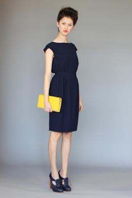 Casual Dresses - Karen Walker Kollektion Herbst - Winter 2012 - Teil II
