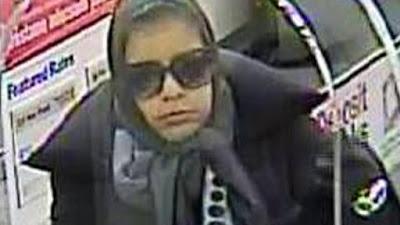 Wanita rompak dua bank selang 15 minit