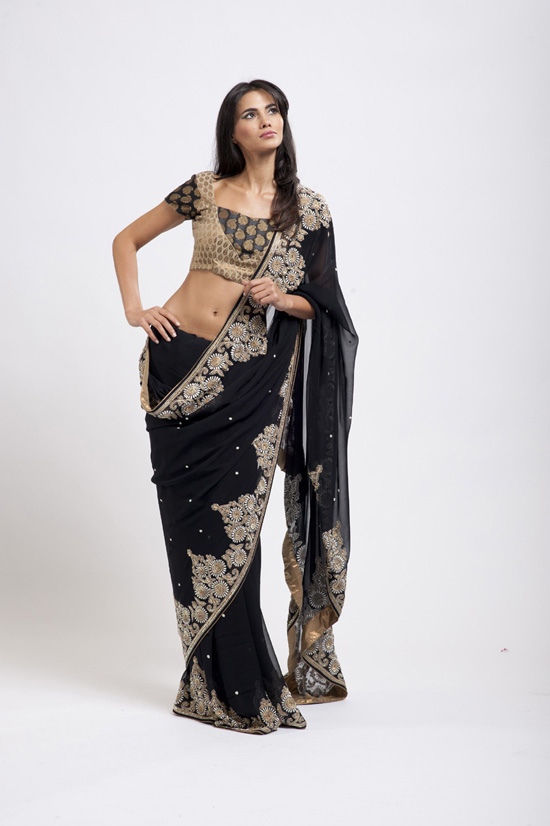 House Of Raaj Collection Saree With A Style Sarees For Night Parties She9 Change The