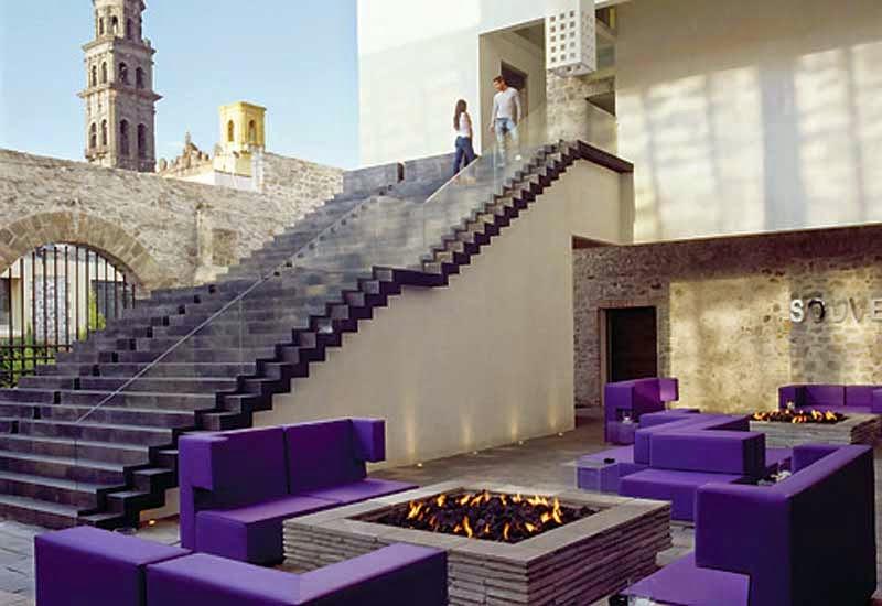 Hotel Boutique La Purficadora - Puebla