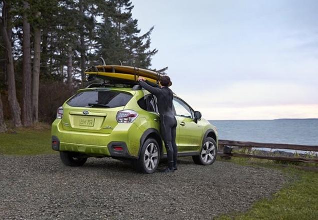 2013 Subaru XV Crosstrek Hybrid   All About Cars