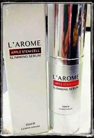 L'AROME - 8 jam dah hilang 3 inci!!! penangan LAROME.