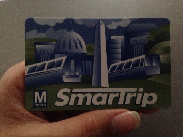 Smartrip, Washington D.C.