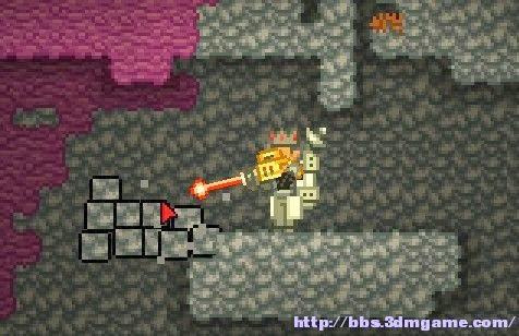 Starbound (星界邊境) MKII激光採礦器MOD