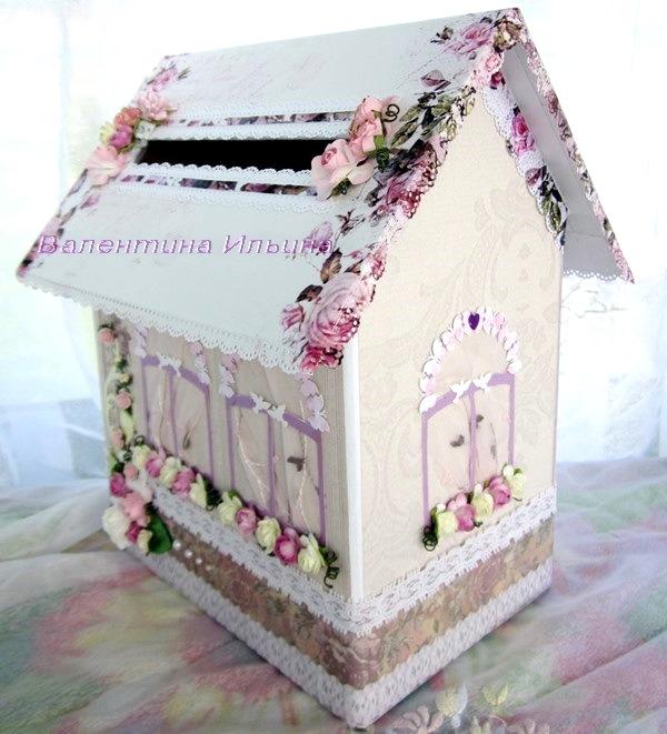 Свадебный дом своими руками 65