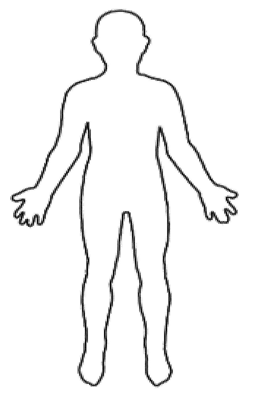 Person Outline...
