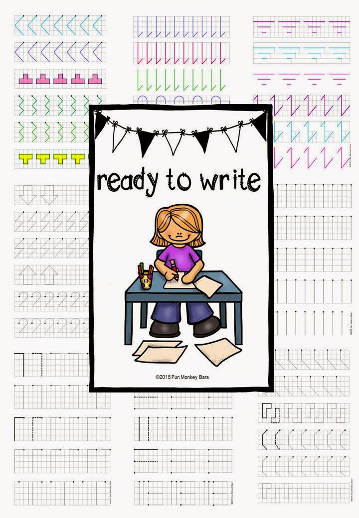 https://www.teacherspayteachers.com/Product/Get-ready-to-write-1834906