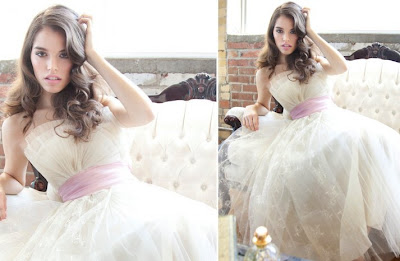 romantische kleider f r ihre hochzeit. Black Bedroom Furniture Sets. Home Design Ideas