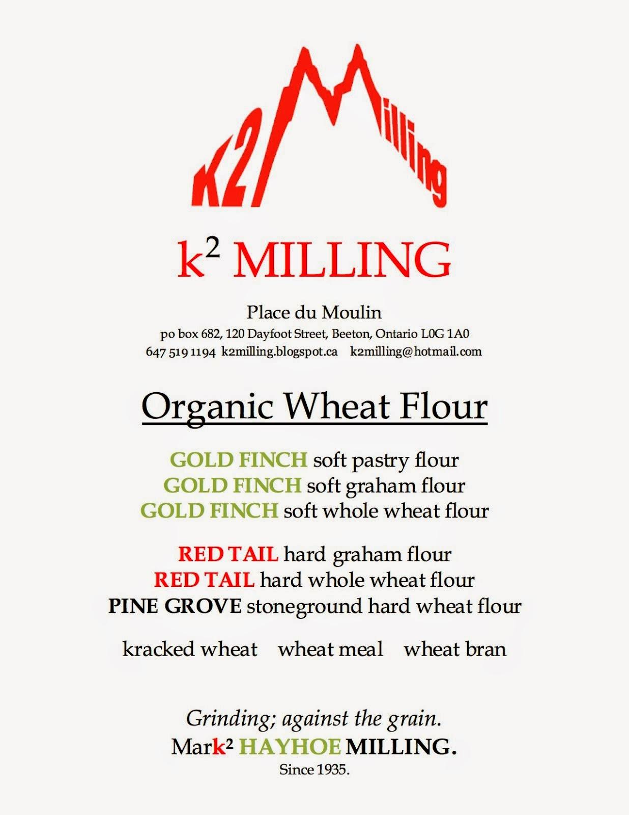 Organik Wheat Flour