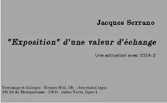 """""""Exposition"""" d'une Valeur d'Échange"""