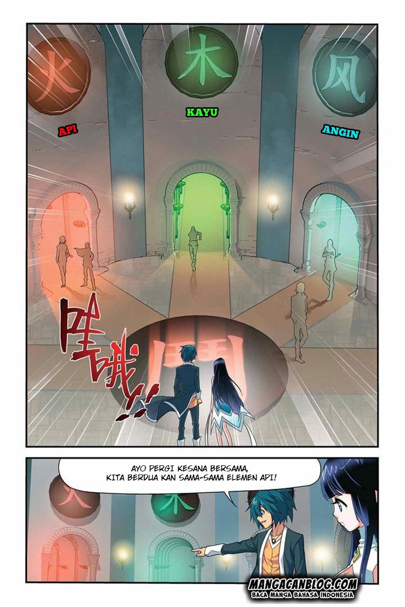 Battle Through Heaven Chapter 12-9