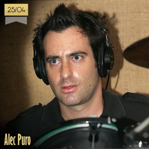 25 de abril | Alec Puro - @AlecPuro | Info + vídeos