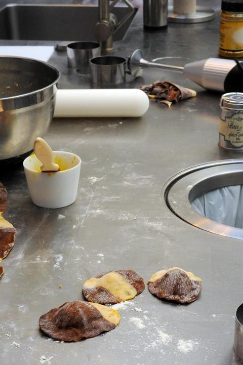 Cuisine attitude cyril lignac elsa un cours de cuisine - Cuisine attitude lignac ...