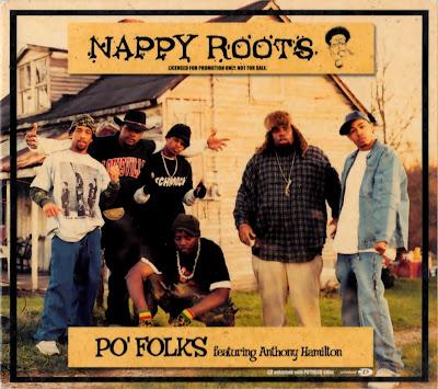 Nappy Roots Feat. Anthony Hamilton - Po\' Folks-(Promo_CDS)-2001