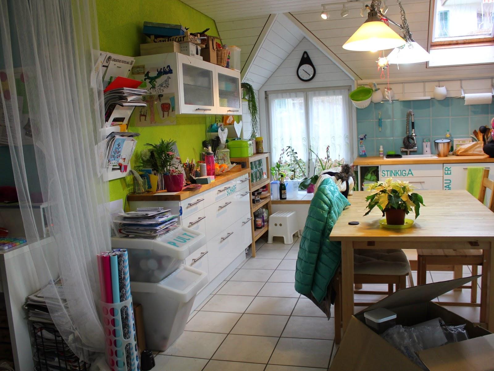 Little Miss Organized: Küche neu organisiert