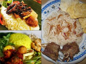 resep membuat dan memasak nasi tradisional nusantara