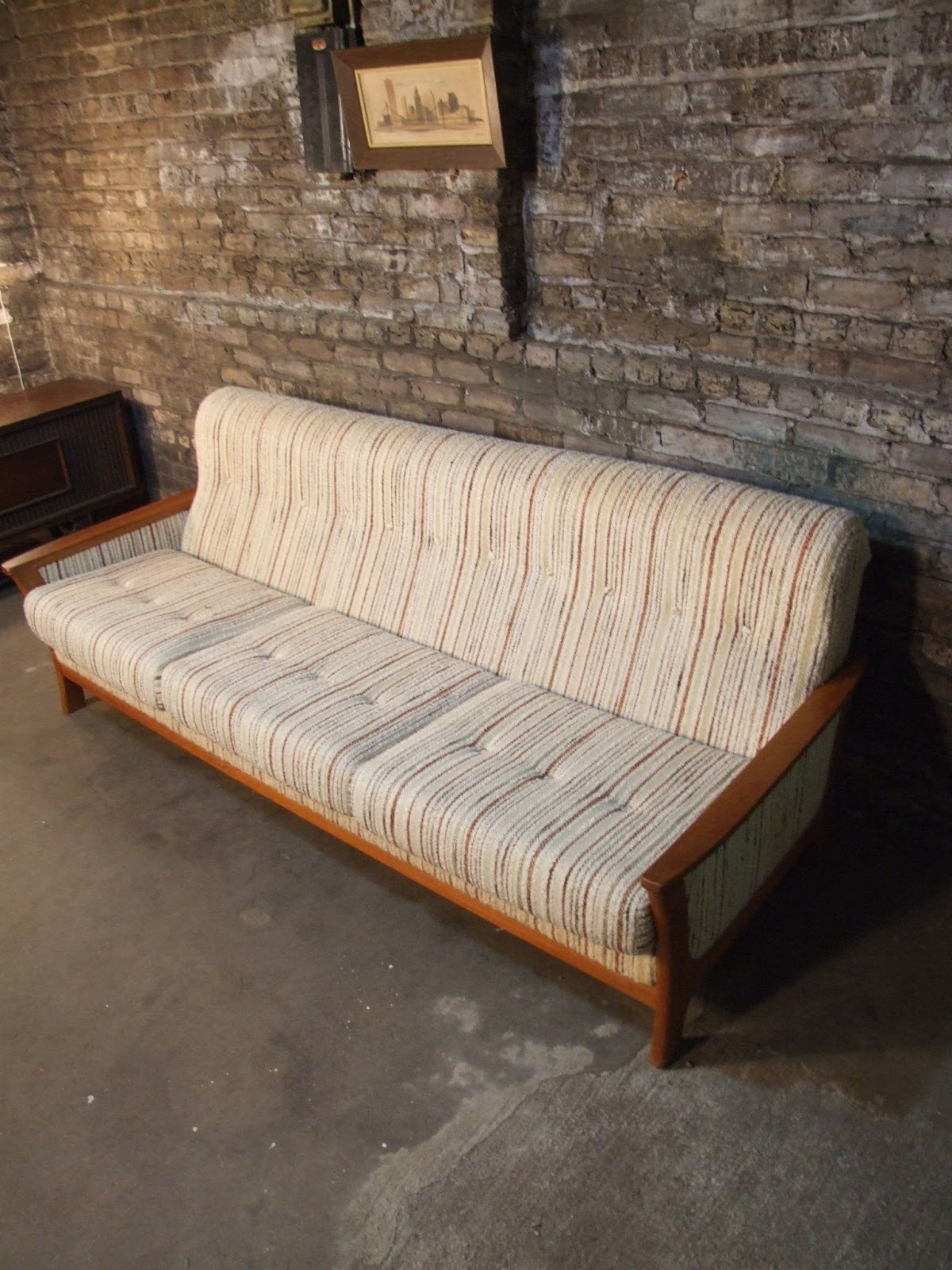 mid century modern sofa chicago 28 images milo baughman for