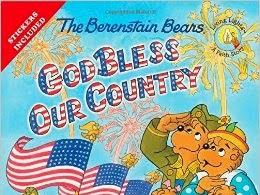 The Berenstein Bears | God Bless America