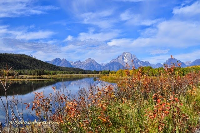 Mount Moran, Grand Teton National Park, Wyoming