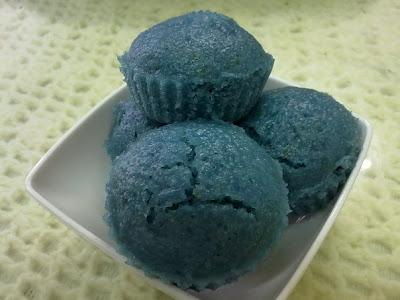 ขนมถ้วยฟู_ふわふわカップケーキ_Fluffy Rice Flour Cake