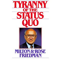 Cover, Tyranny of the Status Quo