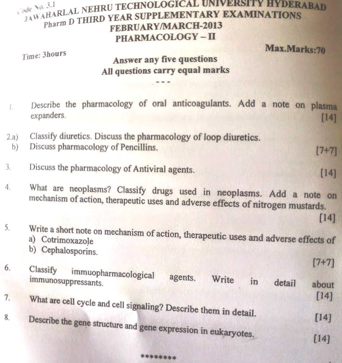 pharmacology essay Short application essay for pharmacy school pharmacy is an interesting and  ever-changing field in our world today an especially intriguing aspect of this.