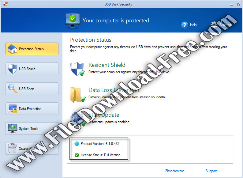 how to download startup disc with key