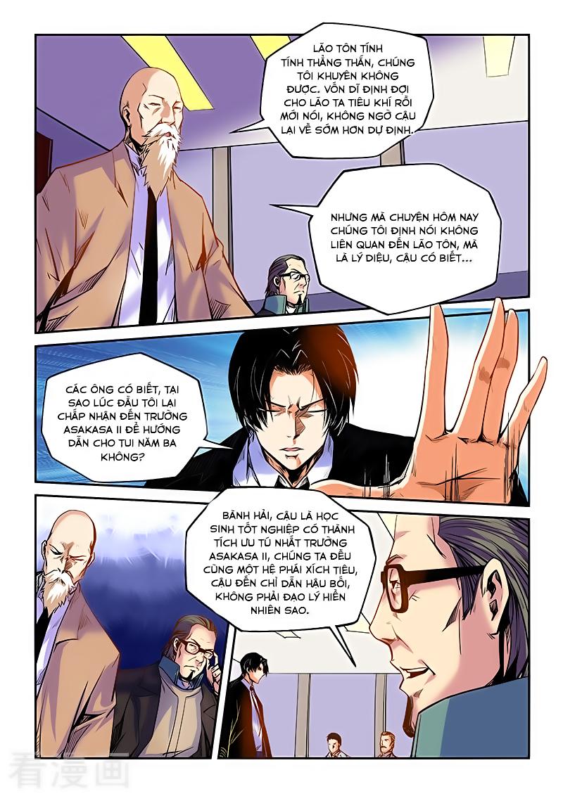 Tu Chân Tứ Vạn Niên chap 92 - Trang 4