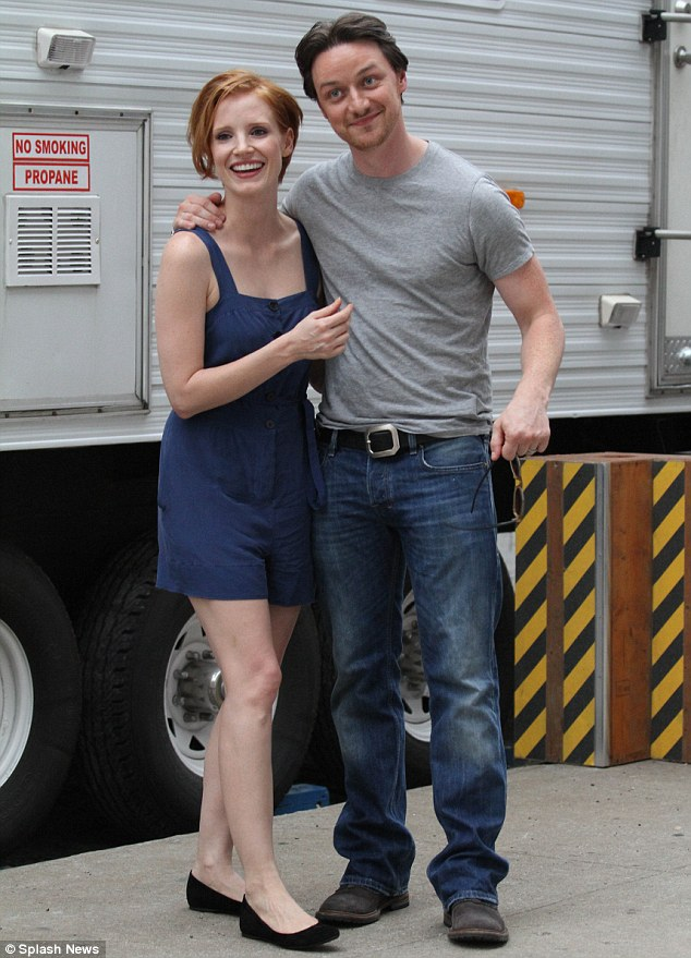 Tom Hardy And Jessica Chastain Affair Images & Pictures ... Jessica Chastain Husband