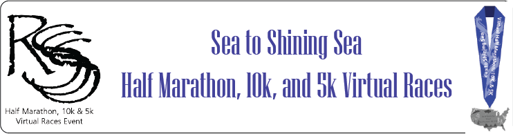 Sea to Shining Sea Virtual Race