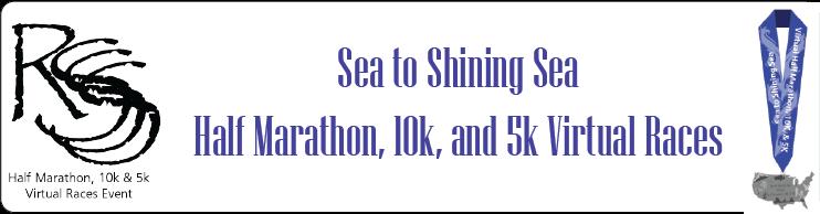 Sea to Shining Sea Virtual Race