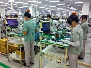 Viet Nam thanh cong xuong san xuat smartphone lon nhat the gioi?