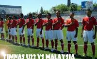 Timnas U23 Kalahkan Malaysia (SEA Games XXVI)