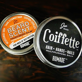 Jao Brand Bomade Men's Beard Scent and Coiffette