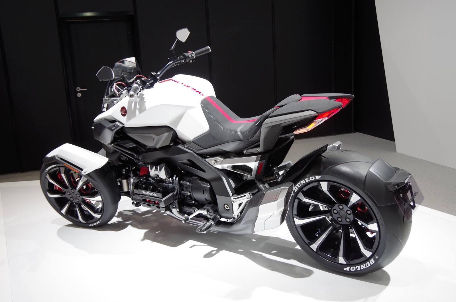 Planet Japan Blog: Honda Neowing Concept @ Tokyo ...