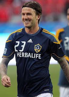 """Beckham: """"El Madrid es un equipo que mete miedo"""""""