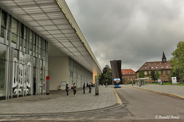 UdS Universität des Saarlandes Saarbrücken Campus
