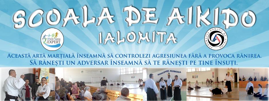 Scoala de Aikido Ialomita