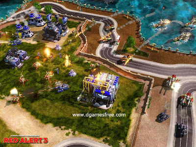 Command And Conquer: Red Alert 3