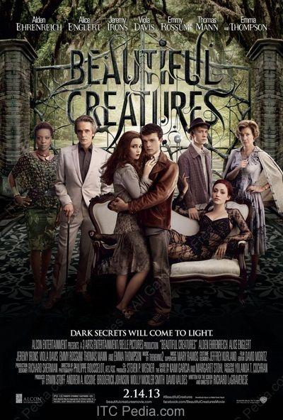 Beautiful Creatures (2013) HDTS XviD - Pimp4003