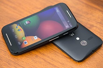 Hands-on on Moto E