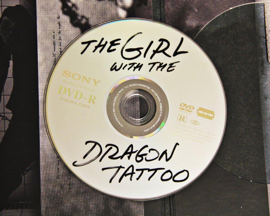 News And Views Dragon Tattoo Has Unique Dvd Design