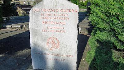 Gli sdoganati di San Giusto a Trieste.