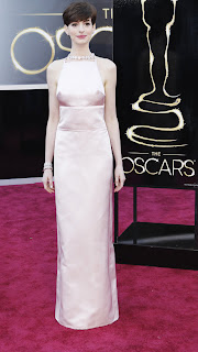 Oscars 2013 Winners: Jennifer Lawrence and Anne Hathaway iPhone 5 HD Wallpapers
