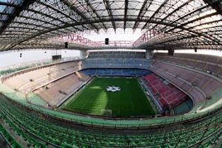 Sejarah Berdiri Stadion Giuseppe Meazza (Inter Milan)
