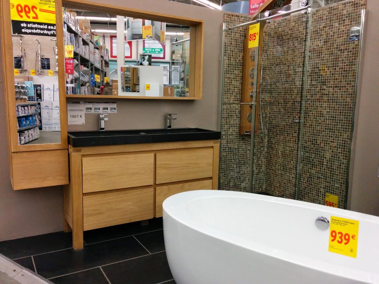 R novation d 39 une salle de bain de 10 m inspiration de - Prix pour refaire une salle de bain ...