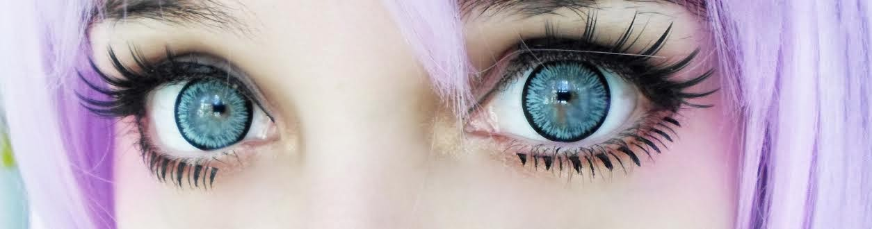 Enhance your Grey Eyes with Subtle I.Fairy Lucius Grey Circle Lenses