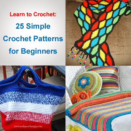Simple Crochet Patterns for Beginners