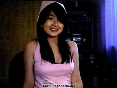 Carmina Topacio ( Bintang Youtube Filipina )